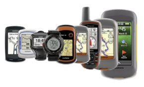 Garmin Outdoor GPS workshop